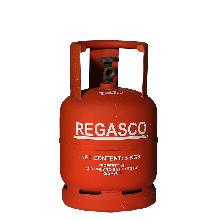 5kg Regasco LPG cylinder