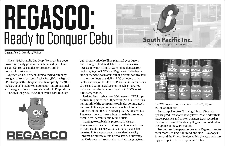 Regasco Sunstar Cebu