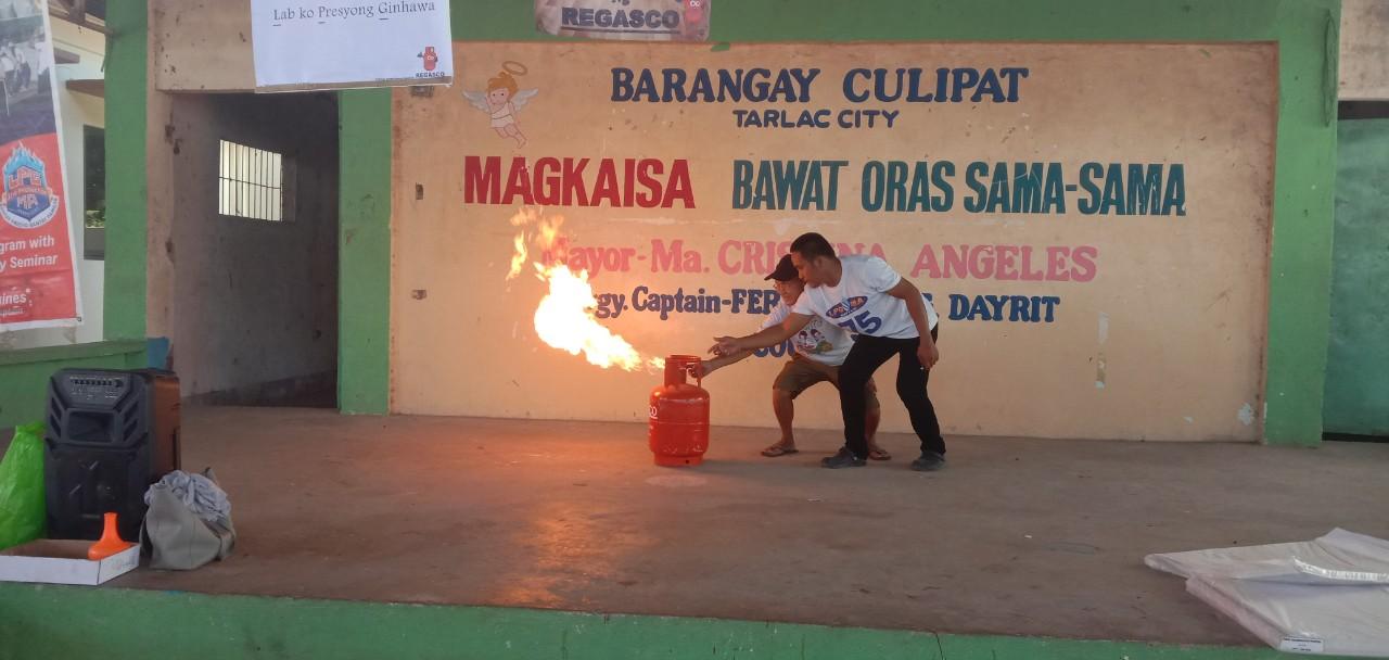 LPG safety seminar